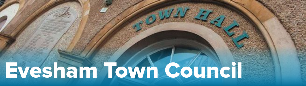 Contact details for Evesham Town Councillors.