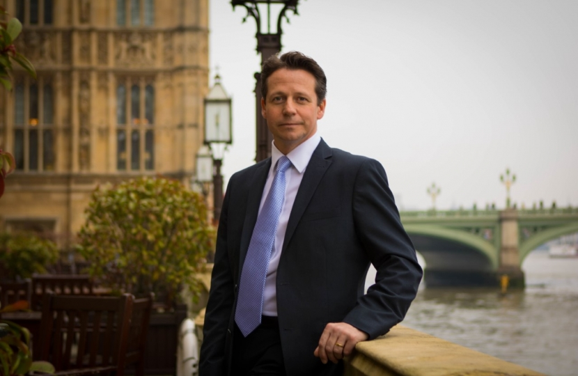 Mid Worcestershire MP Nigel Huddleston welcomed the opening of the new session of Parliament and the Government's focus on protecting the environment, investing in new transport infrastructure and strengthening the NHS.