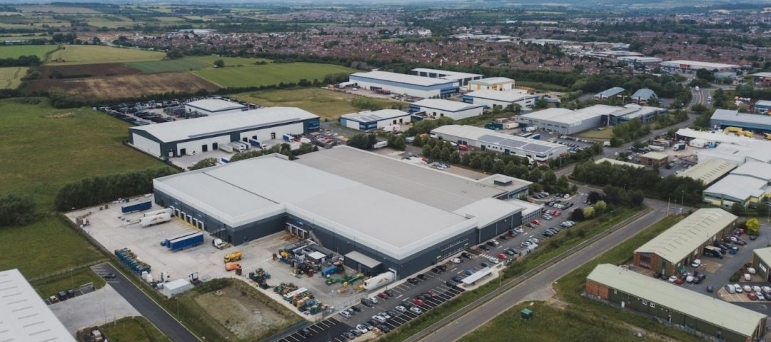 £600,000 in Government funding secured for the expansion of the Vale Business Park.